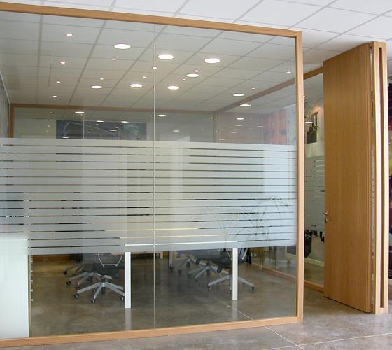 Bartolucci - arredi per il design - Executive office, dividing wall in ...